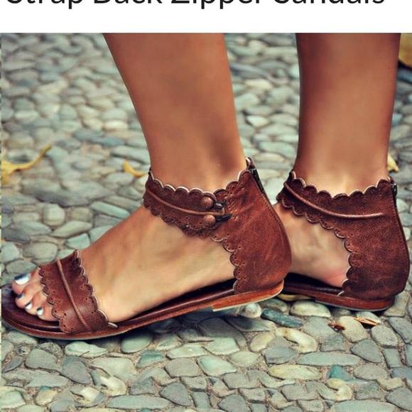 kaaum Shoes | Kaaum Flat Sandals | Poshmark